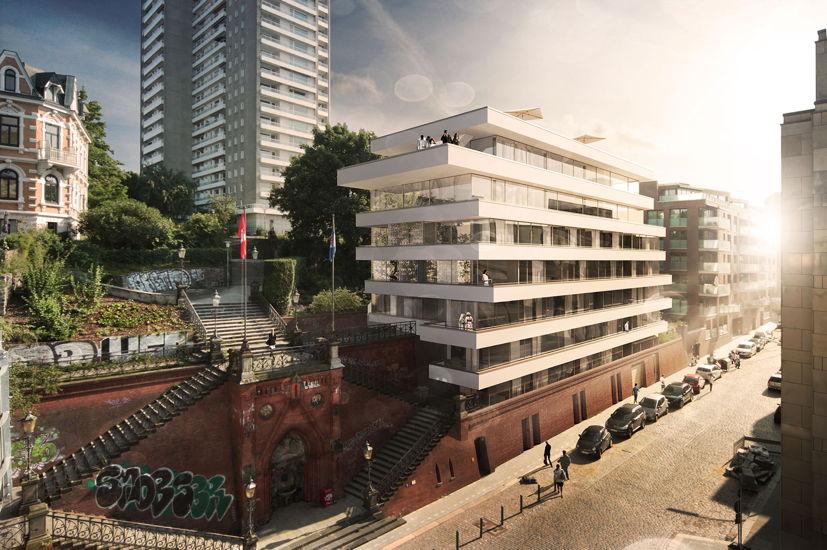 Kpw architekten for Architekten hamburg altona